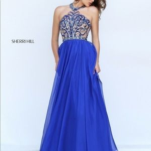 Sherri Hill Prom Dress 50420